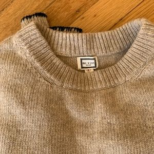 mo:vint Sweaters - Mo : Vint Wool sweater